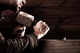 Wolf Gräbel - Handwerker am Text